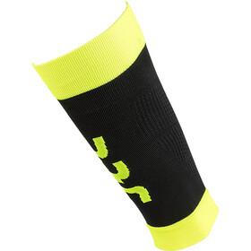 UYN Fly Calves Men Black/Yellow Fluo